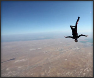 A Short Film About Skydiving