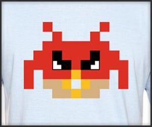Angry Invader Tee