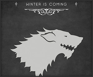 Game of Thrones House Posters