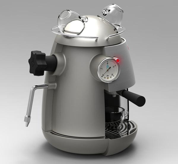 Kansas Coffee Machine