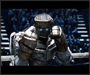 Real Steel Featurette
