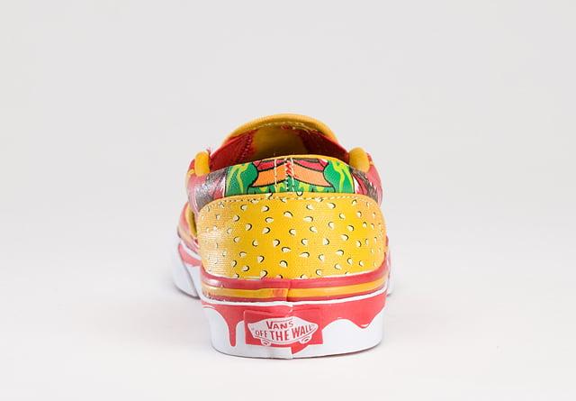 Vans Cheeseburger Slip-On