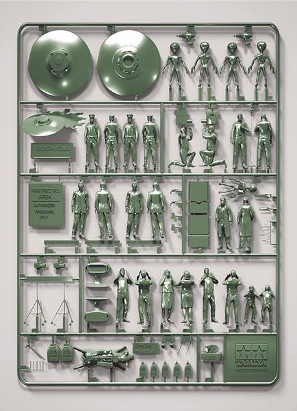 Tamiya Conspiracy Kits