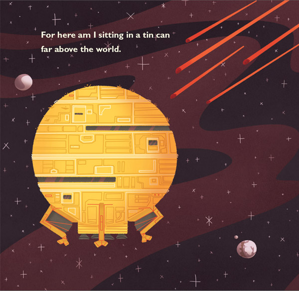Space Oddity: The Book
