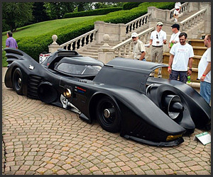 Turbine Batmobile for Sale
