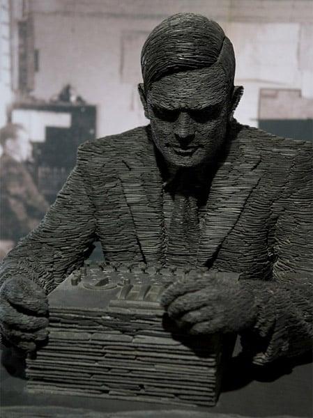 Slate Sculptures
