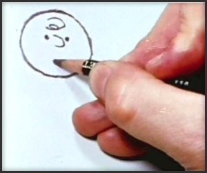 Drawing Charlie Brown