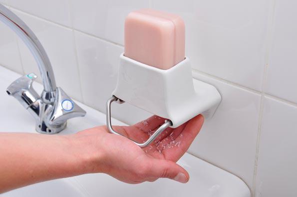 Soap Flakes Dispenser