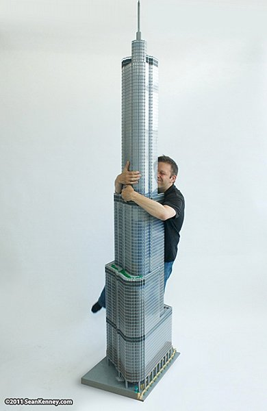 LEGO Trump Tower