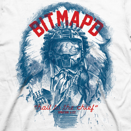 Bitmap'd Gamer Tees