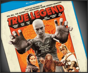 True Legend (Blu-ray/DVD)