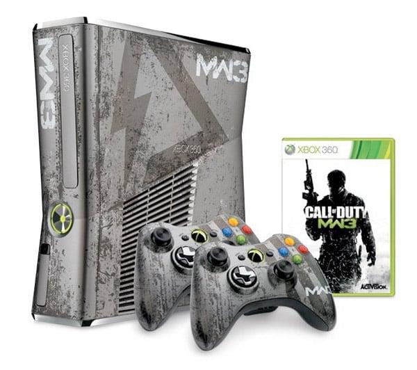 Xbox 360: CoD MW3 Edition
