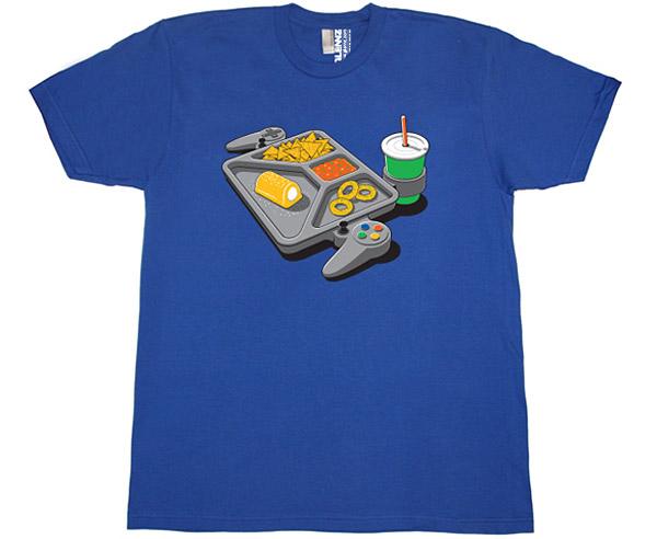 Continuous Gaming (T-Shirt)