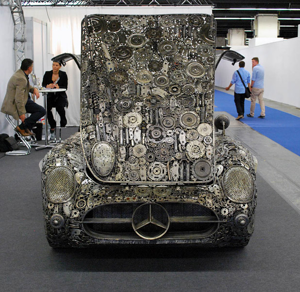 Recycled Cars