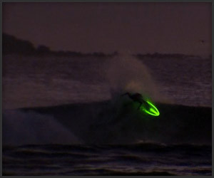 LED Surfboard