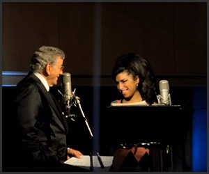 Tony Bennett x Amy Winehouse