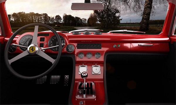 GWA Ferrari 340 Competizione