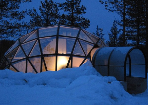Hotel Kakslauttanen Igloo Village