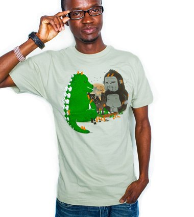 Outsmart War Tee