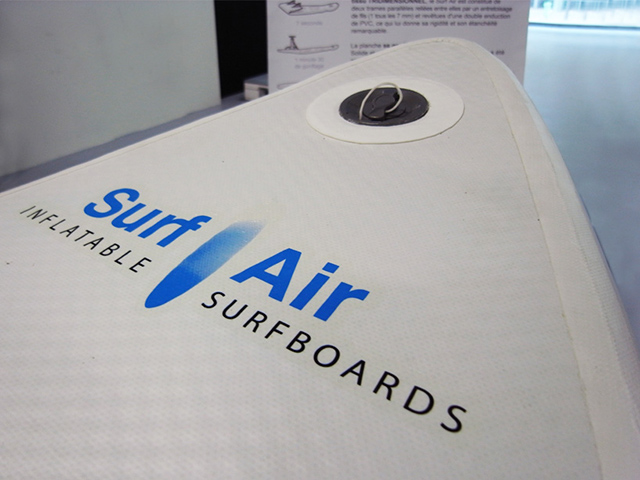 Surf Air Inflatable Surfboard