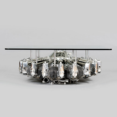 Cylinder Radial Engine Table