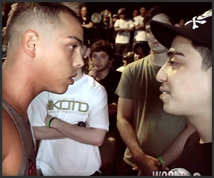 King of the Dot: Diaz vs. Protege