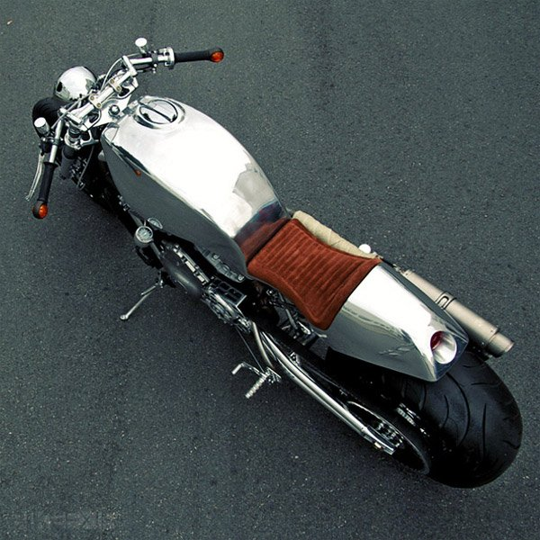 Harley V-Rod Cafe Custom