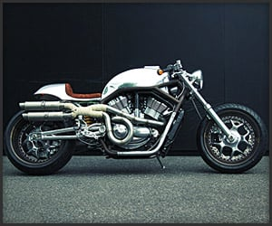 Harley V-Rod Café Custom