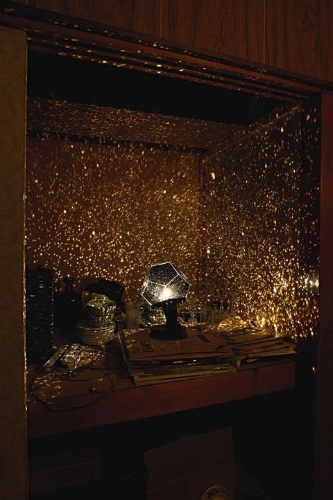 """Romantic"" Star Projector"