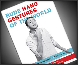 Rude Hand Gestures of the World