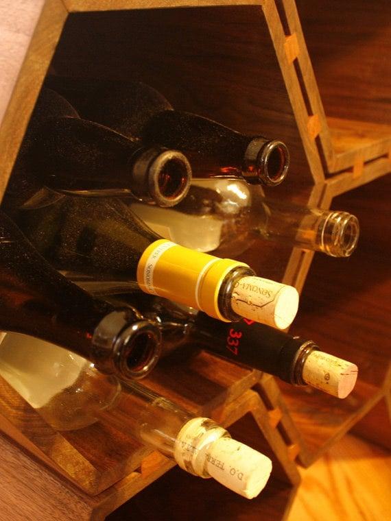 Drona Wine Rack