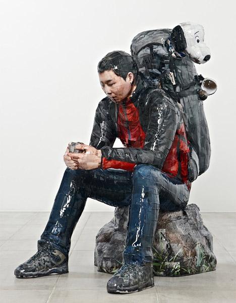 Photographic Sculptures