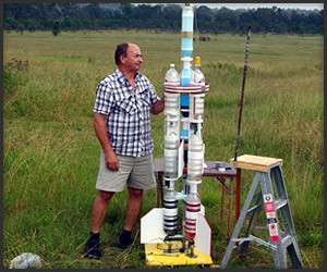 Water-Powered Rocket