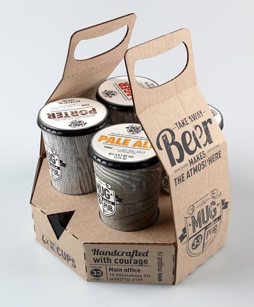 MUG Pub Takeaway Beer