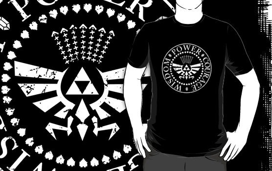 A Link to the Punk T-Shirt