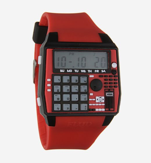 Flud BPM Watch