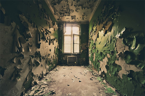 Daniel Schmitt's Lost Places