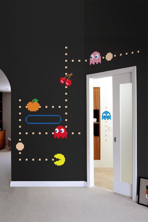 Gentil Video Game Wall Decals ...