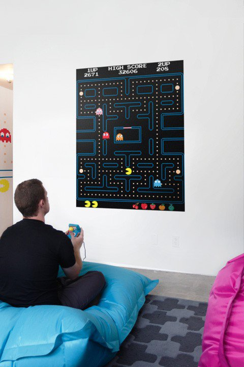 Video Game Wall Decals