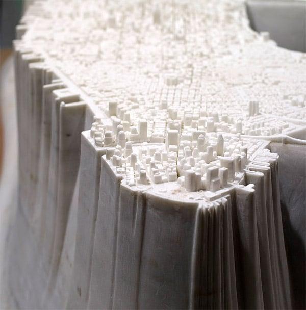 Marble Manhattan
