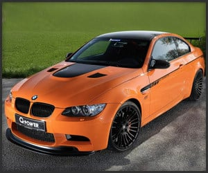 G-Power BMW M3 Tornado RS