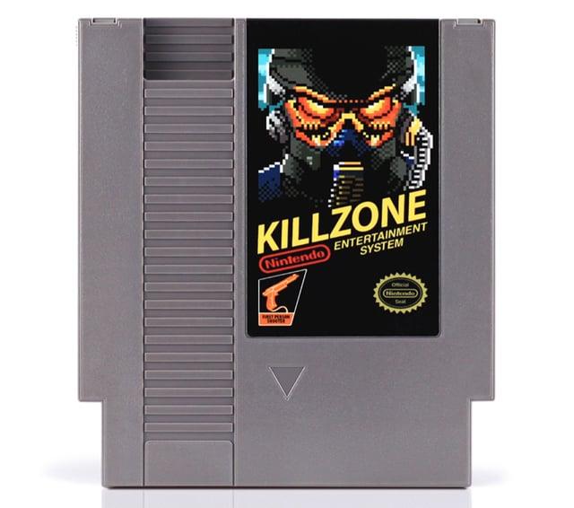 72 Pins NES Cartridge Art