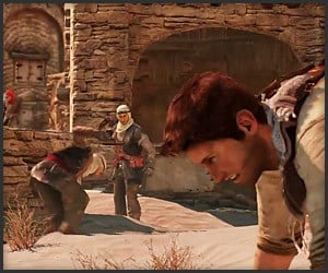 Uncharted 3: Desert Village