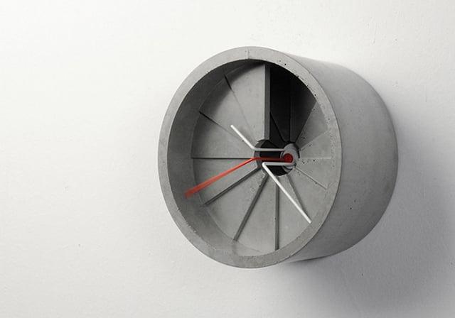 4th Dimension Clock