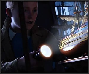 Adventues of Tintin (Int'l Trailer)