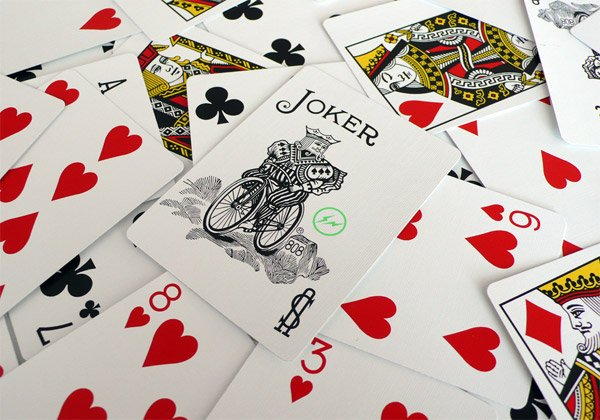 Irregular Playing Cards