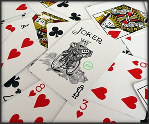Irregular Playing Cards