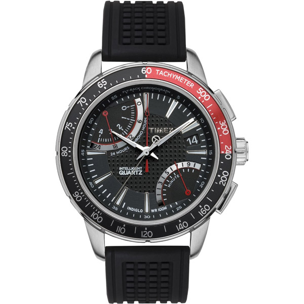 Timex IQ Fly-Back Watch