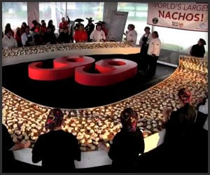 World's Largest Nachos