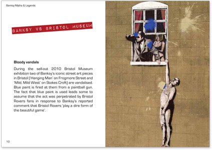 Banksy: Myths & Legends
